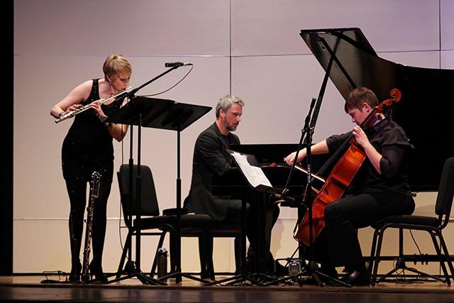 Leviathan Trio tours West Virginia
