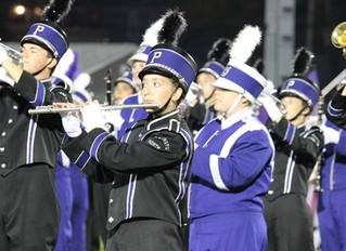 PHSN Marching Band Leadership