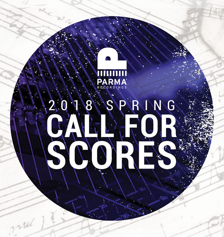 PARMA Recordings Call for Scores