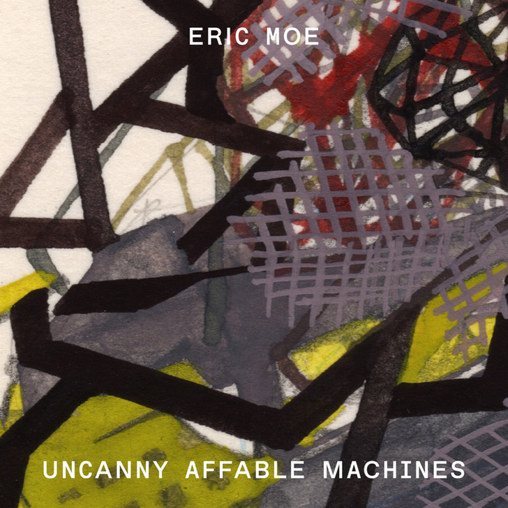 Eric Moe album release