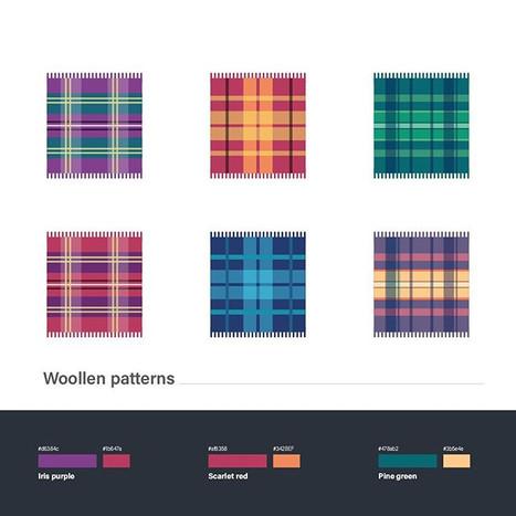 Woolen patterns exploration _#woolen #pa