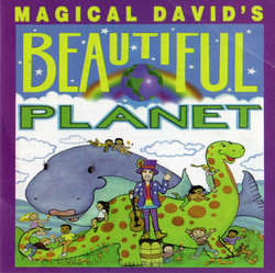 Beautiful Planet CD Cover