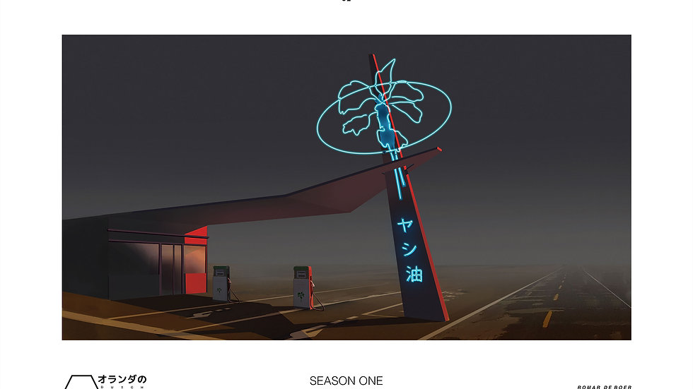 Gas Station 02