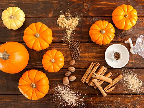 Pumpkin Spice Elderberry syrup DIY kit