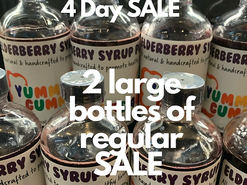 SYRUP SALE