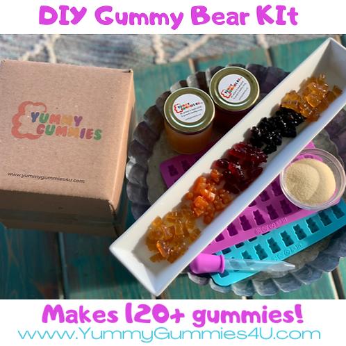 DIY Gummy Bear Kit