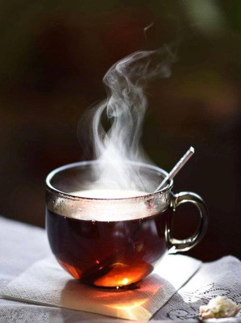 Elderberry Chai Tea