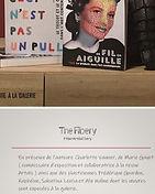 De fil en Aiguille-La broderie dans l'art contemporain-Charlotte Vannier