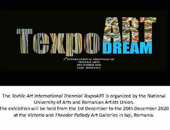 TextoArtDream-Textile art triennale