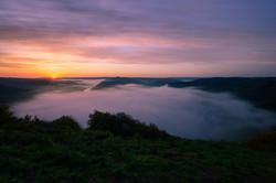 sunrise-moselschleife