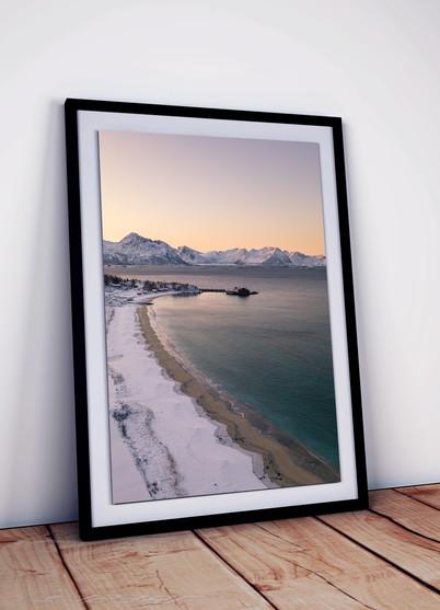 drohne-senja-norwegen-sunrise-winterland