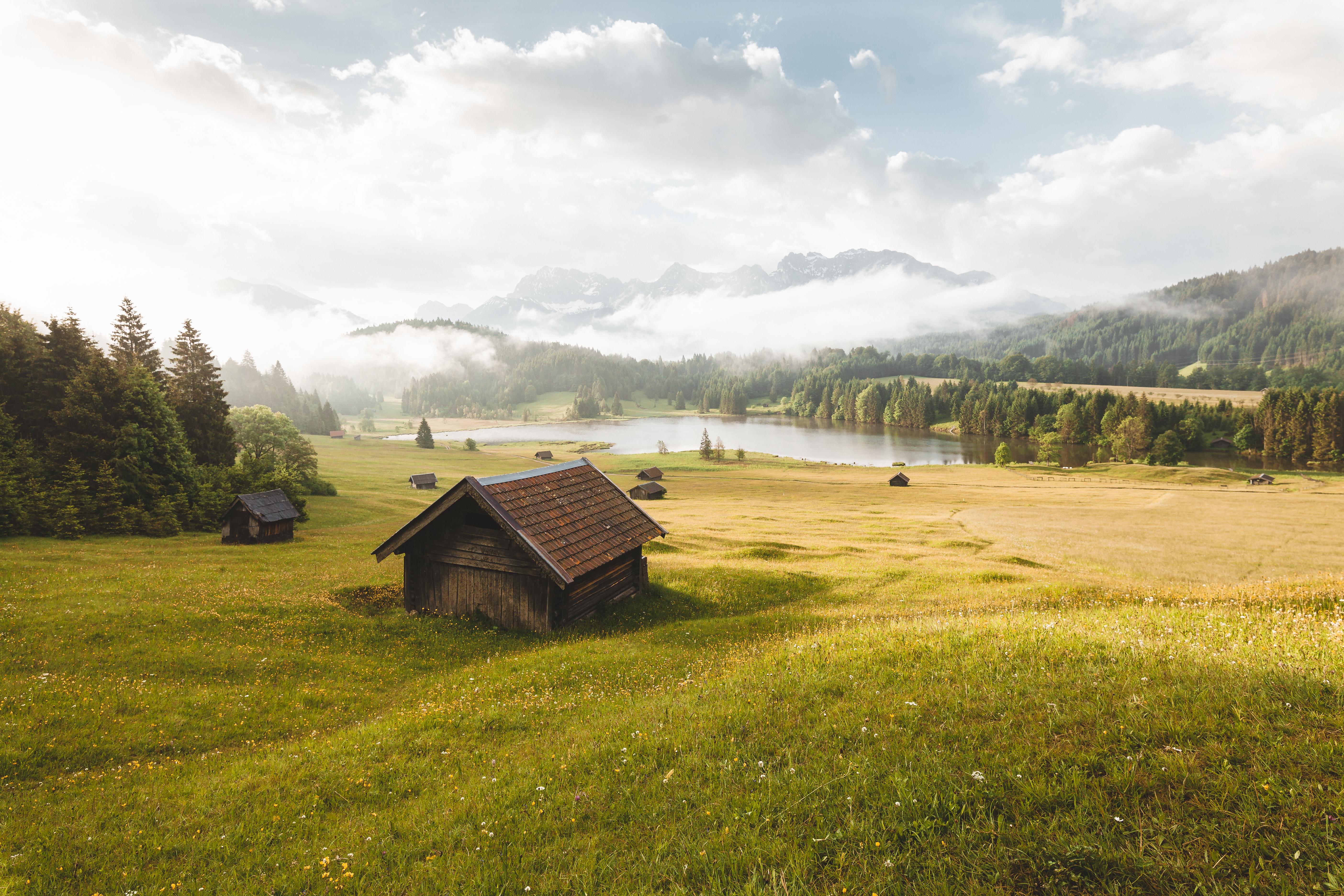 sunrise-mountains-bavaria