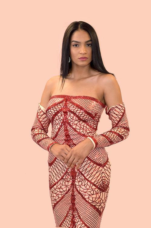 Scarlet Lace