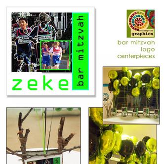 zeke's bar mitzvah