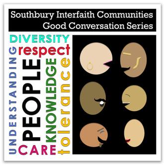 southbury interfaith communities -good conversation logo
