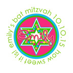 candy bat mitzvah logo