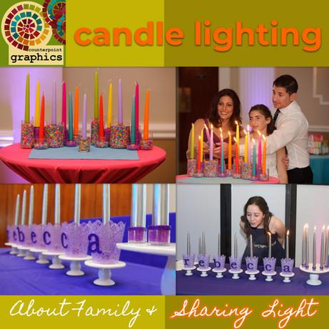candle-lighting