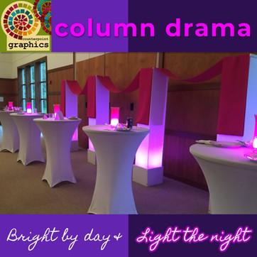 column drama