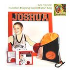 joshua's 'basketball' graphics