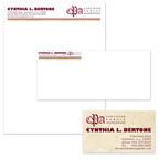 cpa business card & letterhead