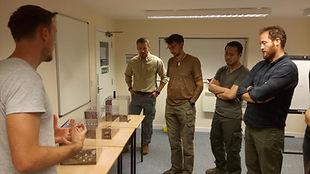 venomous snake awareness and avoidance training england wales scotland uk