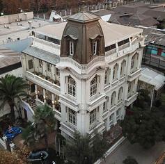 Palacio Hindustan, Santiago