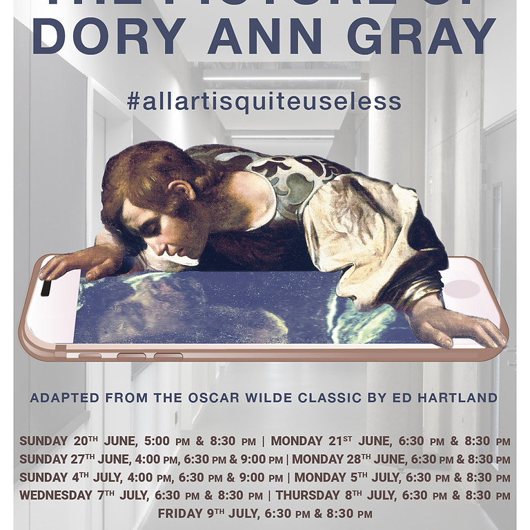 The Picture Of Dory Ann Gray