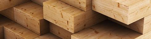 Fa gerendák tetőszerkezethez