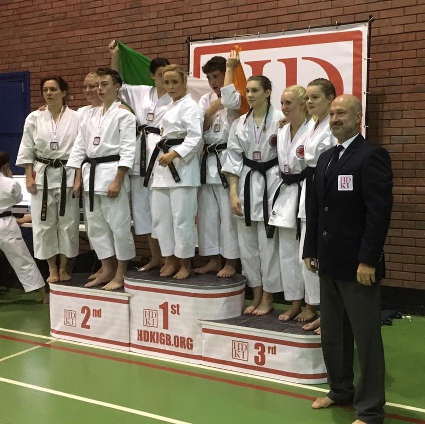 Bronze Team