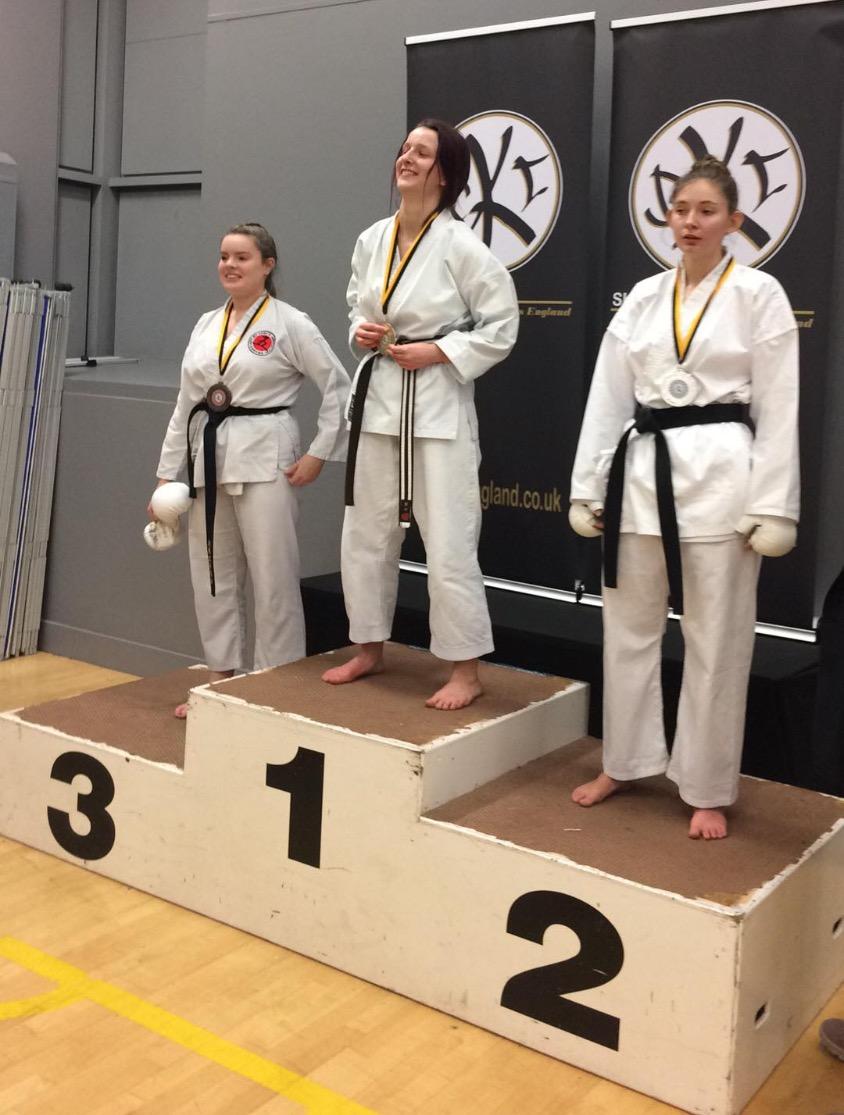 Regan Bronze Kumite