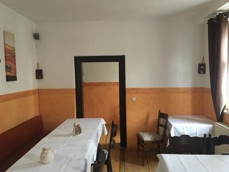 Restauracja przed metamorfozą