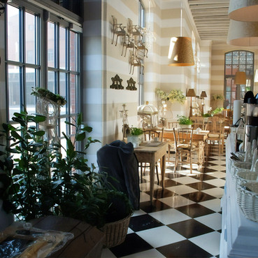 Kawiarnia w Starym Browarze
