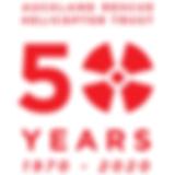 ARHT_50 Year Aniversary Logo + Name_Red