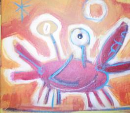 El cangrejo Alejo