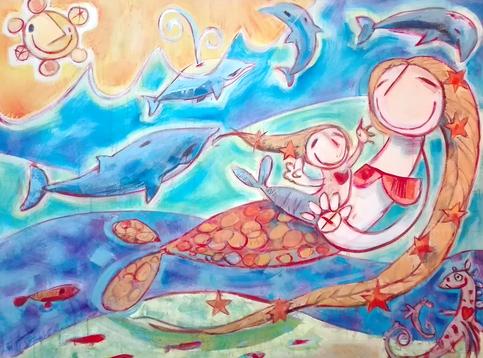Sirenas Paz