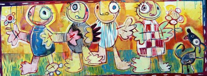 Cinco amigos