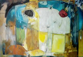 Elefante abstracto