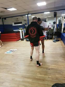 Neil 1-2-1 Capitol Gym