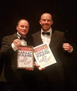 Neil & Mark - Hall of fame