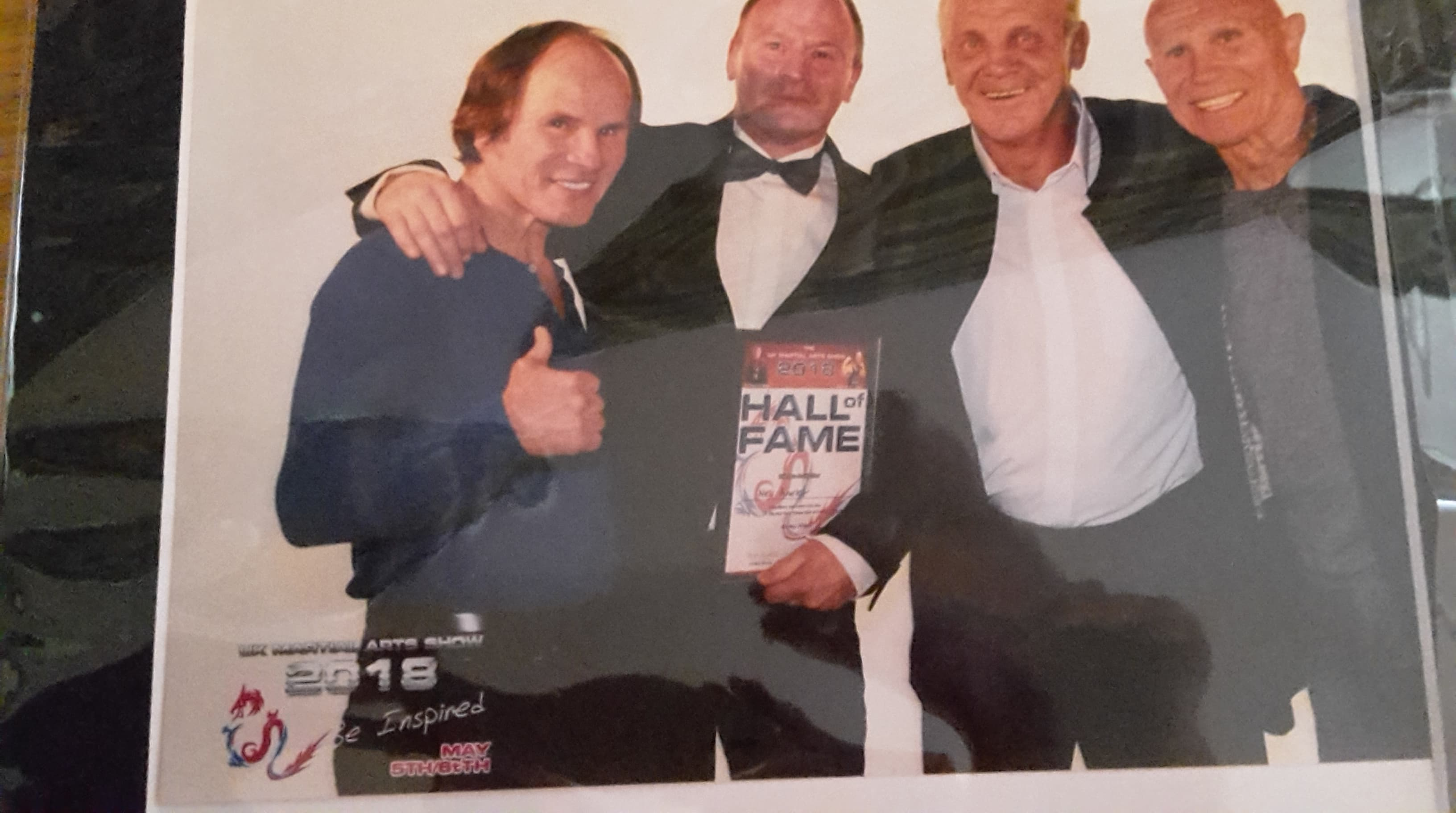 Neil Hall of Fame