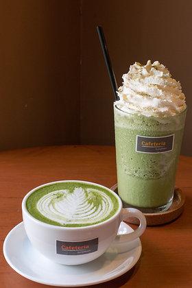 ชาเขียวมัจฉะ  (Matcha Greentea)