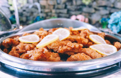 Acacia Alley Fish Fillet