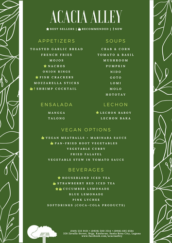 Acacia Alley Catering Menu Page 1.png