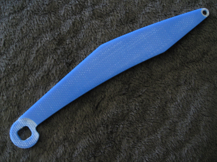 ZT 0470 Insert Blue G10