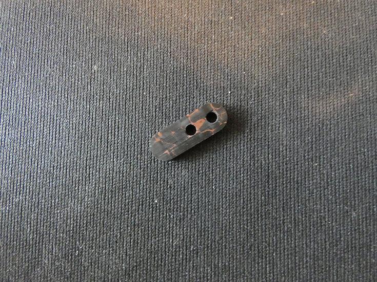 Hinderer Filler Tab - Copper Snakeskin