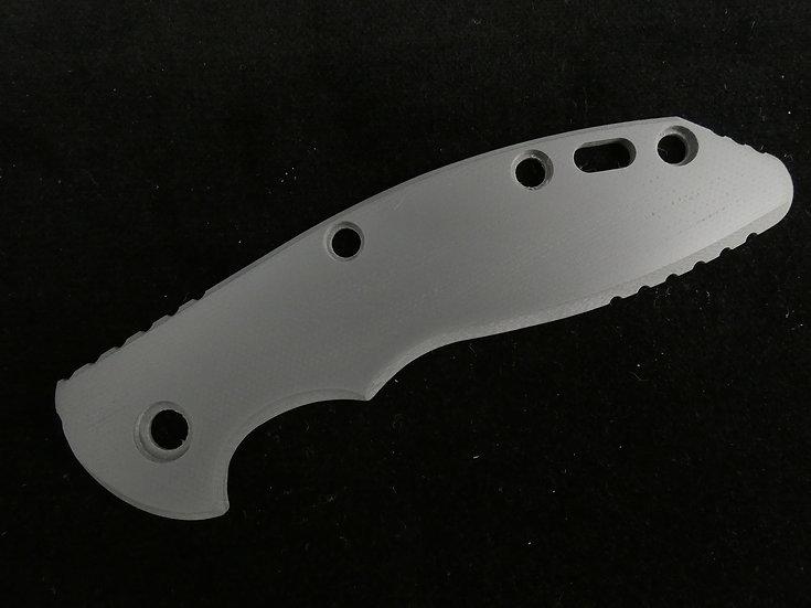"""XM-18 3.5"""" Skinny Gray G10"""