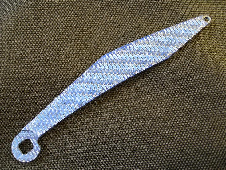 ZT 0470 Blue Twill Insert