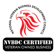 NVBDC Certified Veteran Owned Business Logo