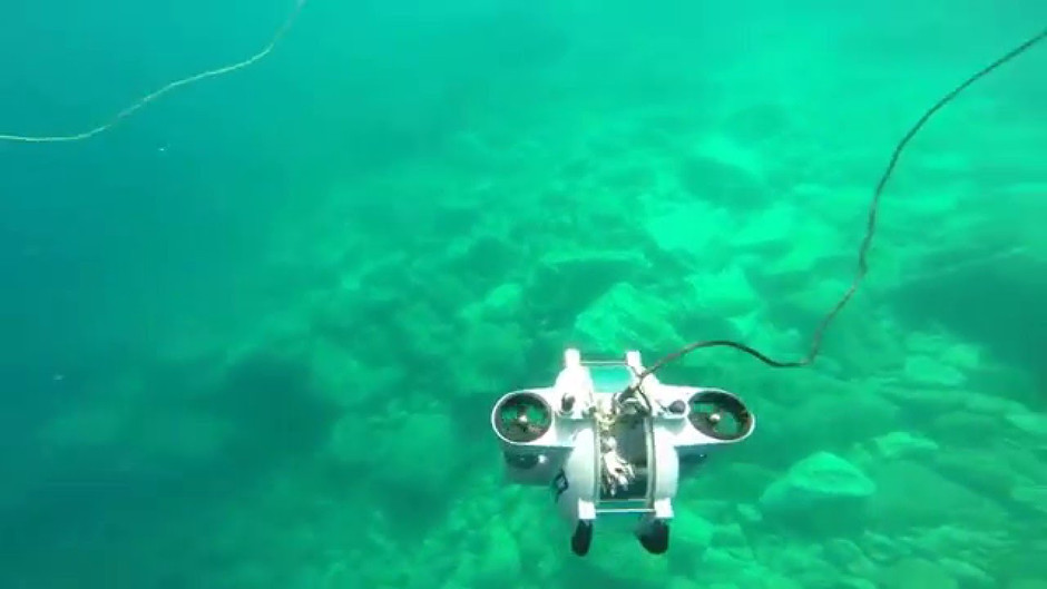 Drones making waves in aquaculture