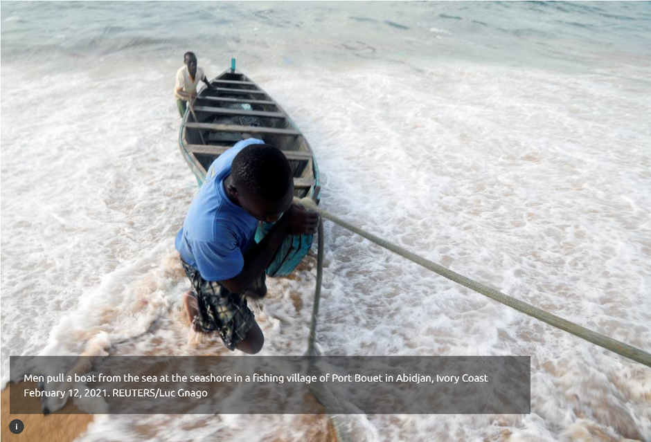 Small-scale fishermen turn to apps and AI to tackle climate change